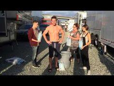 The Ice Bucket Challenge... - YouTube