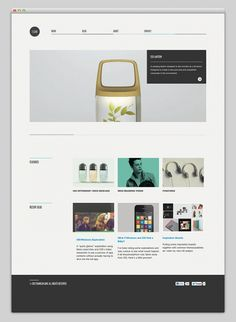 Tagged layout, webdesign, interactive, web, web design, portfolio
