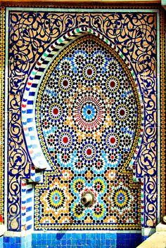 What beautiful patterns