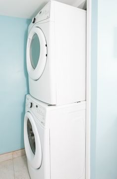 In-Unit, Full Size, Washer Dryer Stacked Washer Dryer, Washer And Dryer, Grand Cayman, Washing Machine, The Unit, Washing And Drying Machine, Washers