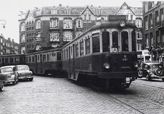 Admiraal de Ruijterweg Amsterdam (jaartal: 1950 tot 1960) - Foto's SERC