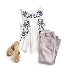 Spring Style Outfit Ideas: Boho casual style 2019 clothing clothing labels clothing patches clothing wholesale flower clothing fly shirts shirts for ladies shirts sunshine coast style clothing tee shirts clothing Sommer Garten Hochzeits Kleider Style Outfits, Spring Fashion Outfits, Look Fashion, Spring Summer Fashion, Casual Outfits, Cute Outfits, Womens Fashion, Fashion Trends, Spring Style