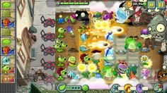 Plants vs Zombies 2 MOD: All Plants Pvz 2 Vs All Zombies Pvz 2: Gameplay...