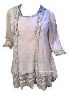 Pretty-Angel-Size-S-M-L-XL-Sheer-Top-Dress-With-Built-In-Ruffle-Extender-10983