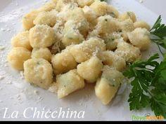 Gnocchetti alle erbe aromatiche  #ricette #food #recipes