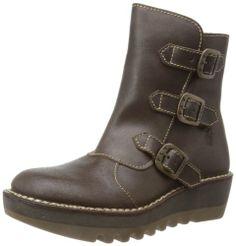 0548f1f3b0db Fly London Womens Jota Black Boots P210793003 8 UK
