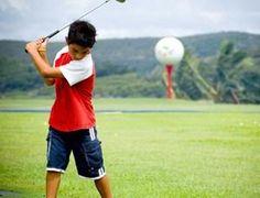 Fun golf activities on #HamiltonIsland