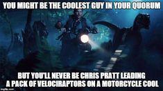 11 Hilarious Jurassic Park and Jurassic World Mormon memes!