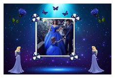 """Blue Magic"" by slavka-jovic ❤ liked on Polyvore"