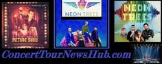 Updated Neon Trees 2015 An Intimate Night With Neon Trees Tour   Schedule - Updated @neontrees @FictionistNoise @oyesyouare @COIN_music #MusicNews #TourSchedule