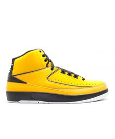 buy online 91b6e 88545 Air Jordan 2 Retro Qf Candy Pack Del Sol Black White 395709 701
