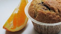 Madglad Bogorm: Appelsinmuffins