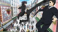 Animation Reference i think this was from idolmaster or something Animation Storyboard, Animation Reference, Old Anime, Anime Art, Manga Art, Epic Gif, Fighting Gif, Susanoo Naruto, Anime Fight