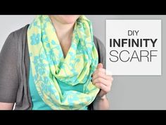 Step by step DIY guide on how to sew an infinity scarf. For written instructions, visit our blog: http://www.onlinefabricstore.net/blog/diy-infinity-scarf-tu...