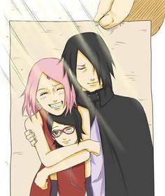 Uchiha Family Photo
