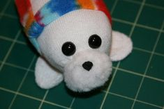 Tutorials: Sock Seal Softie