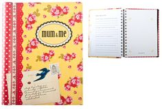 Mum and Me Journal