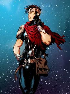 Wiccan (with matching Hulkling!)