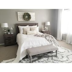 78 Stunning Small Master Bedroom Decorating Ideas | Small master ...