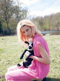 Elena Melnik by Jette Jørs for Cover Magazine