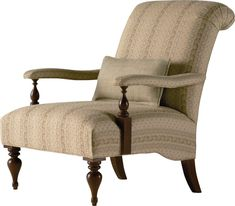 French Cigar Chair by Milling Road Archives - 303-30-9