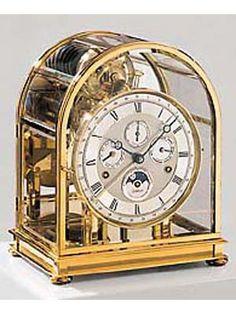 Reloj Estilo Luis Xvi Para Hombre, Acero De Majesty Steel