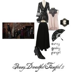 Penny Dreadful Fangirl 2