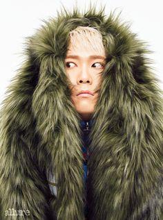 [FT INTERVIEW] Allure Korea, January 2018: Rock Chic <Lee Hongki's Kiss The Radio> DJ, <Night Goblin> comedian, <Hwayugi> actor and forever an FTISLAND member, Lee Hongki's delightful days.