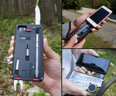 Giveaway: TaskLab Multi-Tool iPhone Cases | DudeIWantThat.com