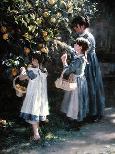 ~ Morgan Weistling: Summer's Harvest