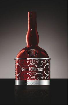 Grand Marnier #packaging #design I Nicolas Baral