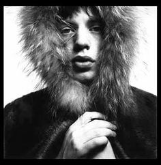 Mick Jagger by the Photographer David Bailey