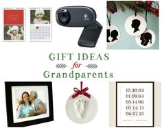 Holiday Gift Guide: Gift Ideas for Grandparents from BabyList