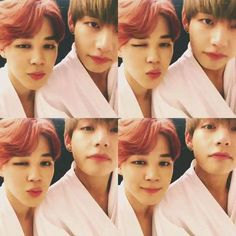 Thank the Lord for whomever made this. Jimin and Taehyung