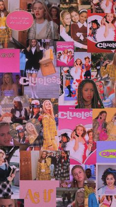 Clueless aesthetic wallpaper