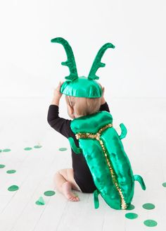 Beetle Baby Costume