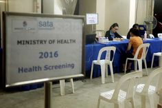 Screening ends at block where TB cases were found