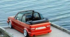 Volkswagen Golf mark 1 cabrio – Claire Gardhouse – Join the world of pin Golf 1 Cabriolet, Vw Golf Cabrio, Volkswagen Golf Mk1, Vw Mk1, Volkswagen Models, Convertible, T2 T3, Power Bike, Good Looking Cars