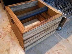 Knock box knockbox for espresso machines by OrenWood on Etsy