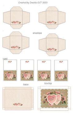 374 best paper boxes images in 2019 boxes printables box templates rh pinterest com