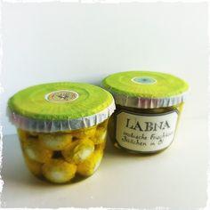 Labna-Frischkäsebällchen