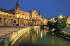 Seville Spain.. Wish I was there now.