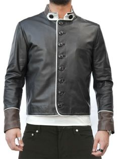 9176a35b62 18 Best Man Leather Jacket images in 2014 | Leather men, Leather ...