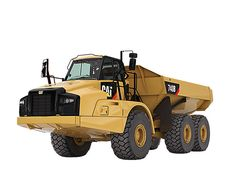 Cat | 740B Bare Chassis Articulated Truck | Caterpillar
