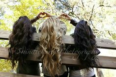 Best Friend Photography ♡ @Eryn @Natasha Trottier we have to do this!