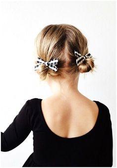 Kids Girl Haircuts, Easy Little Girl Hairstyles, Baby Girl Hairstyles, Hairstyles For School, Cool Hairstyles, Short Haircuts, Childrens Haircuts, Ponytail Hairstyles, Beautiful Hairstyles