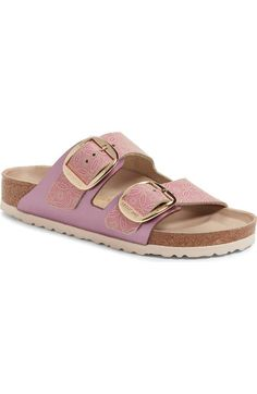 931dcb6d742047 Arizona Big Buckle Slide Sandal BIRKENSTOCK Coachella 2018
