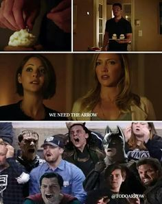 Arrow season 4 meme - LOL #Olicity This is so accurate. I was so unbelievably mad during this scene