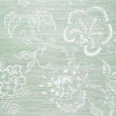 Schumacher Haruki Sisal Seaglass Wallpaper