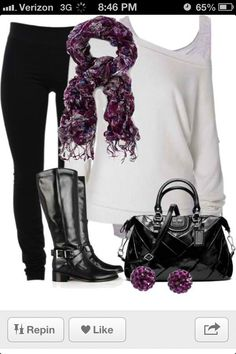 Cute for winter/fall